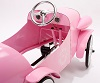 Pink Pedal Car Inner - Click on image to enlarge