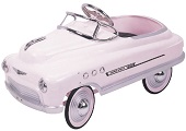 Click here to view all Comet Pedal Cars