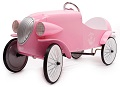 Click here to view Pink Racing Pedal Car