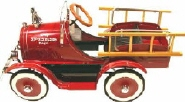 Click here to view all Pedal Fire Engines