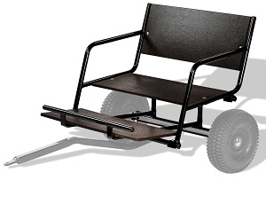 Dino Twin Seater Trailer