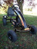 Dino Dragster Go Kart - Click on image for details