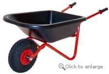 Dino Wheelbarrow - Click on image for details and to enlarge