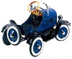 Click here to view all Model T Pedal Cars